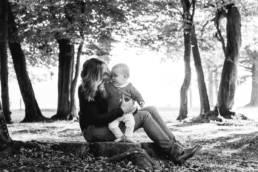 Séance photo de famille lifestyle par Clément Herbaux à Pau