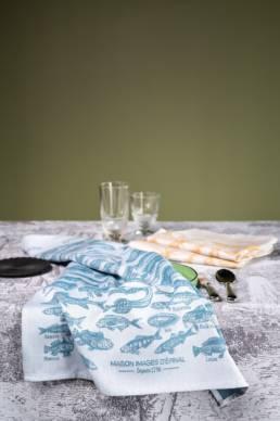 Photos de produits, par Clement Herbaux, pour la marque Tissage Moutet